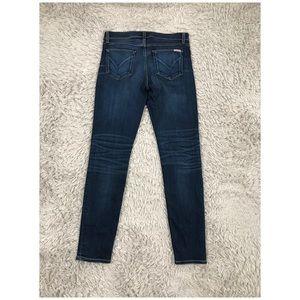 Hudson Nico Midrise Super Skinny Jeans Ladies 29